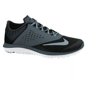 Nike FS Lite Run 2 Athletic Running Shoes Black